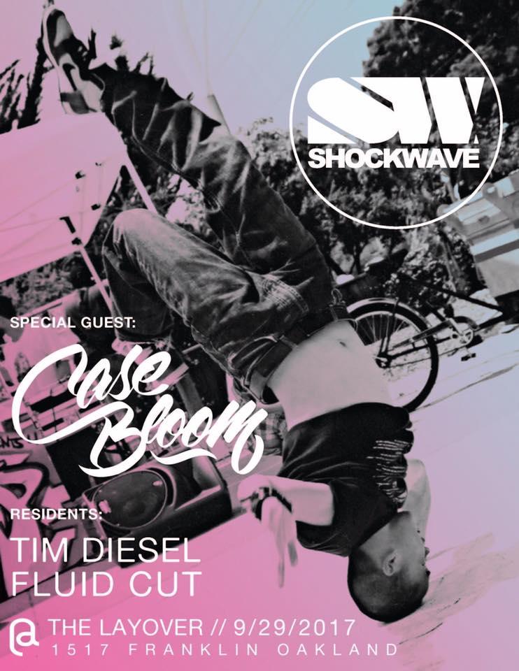 Case Bloom Shockwave Oakland