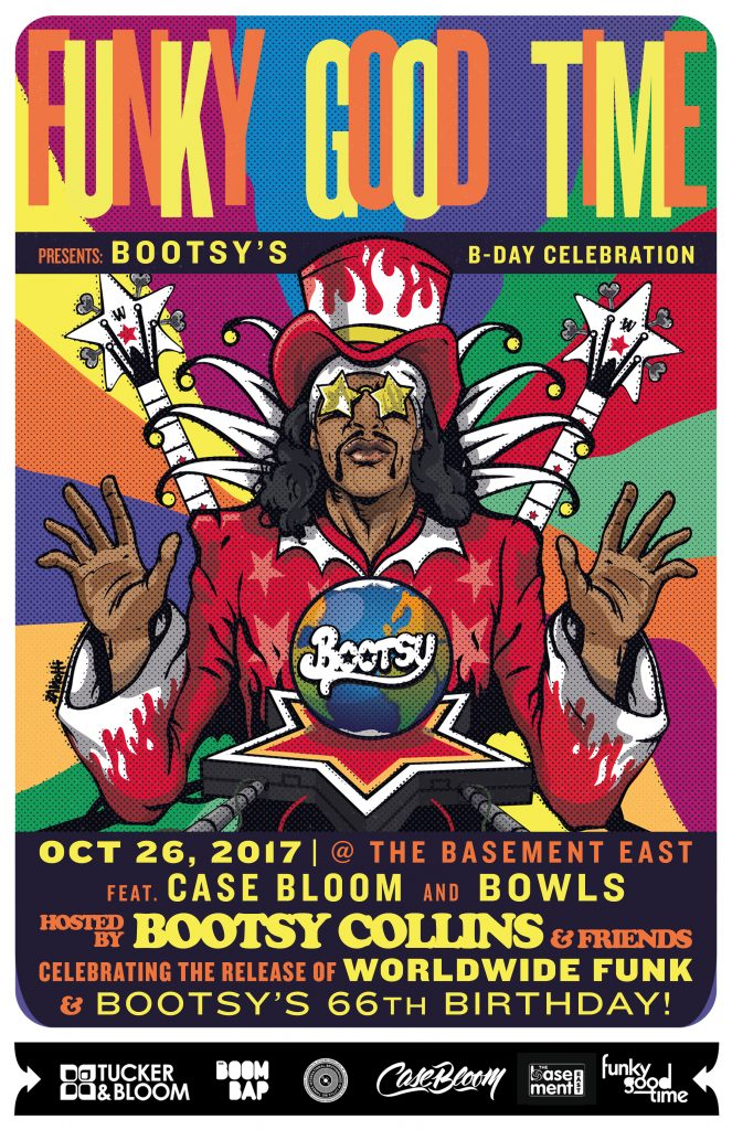 Funky Good Time Bootsy Collins Show