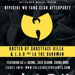 Wu tang after party